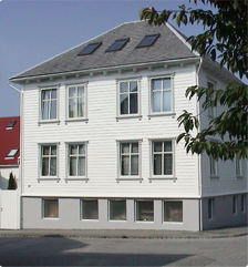 Nymansveien apartment